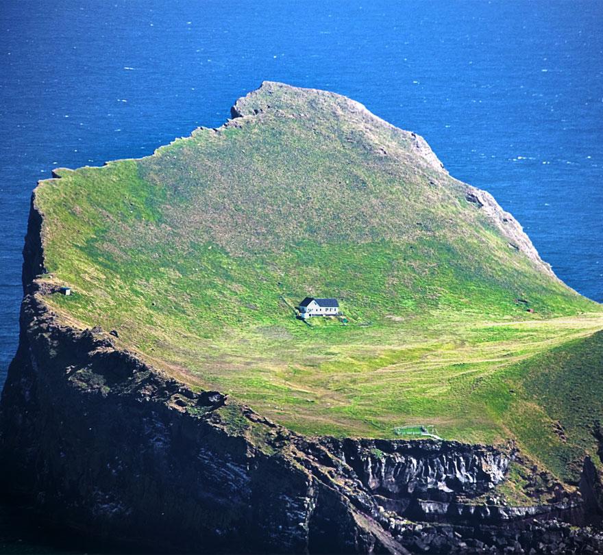Elidaey Island