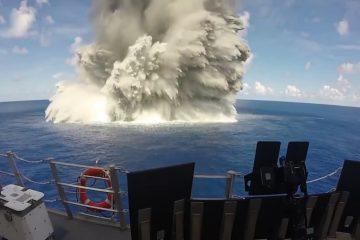 Massive Explosions