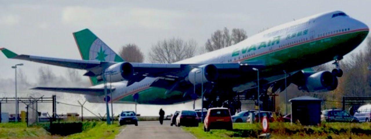 Dangerous Aircraft Maneuvers
